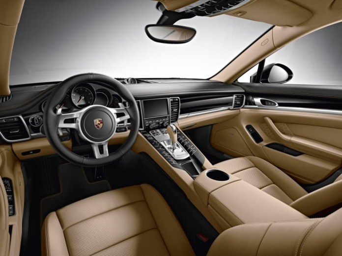 Porsche Panamera Edition 2016 (4)