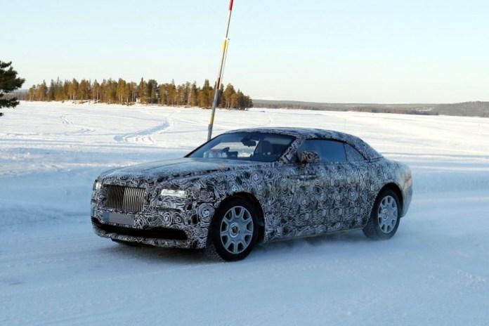 Rolls-Royce Wraith Drophead Coupe (3)