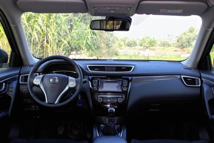 Test Drive NIssan X-Trail30
