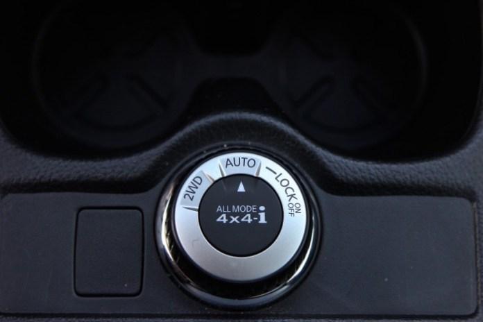 Test Drive NIssan X-Trail40