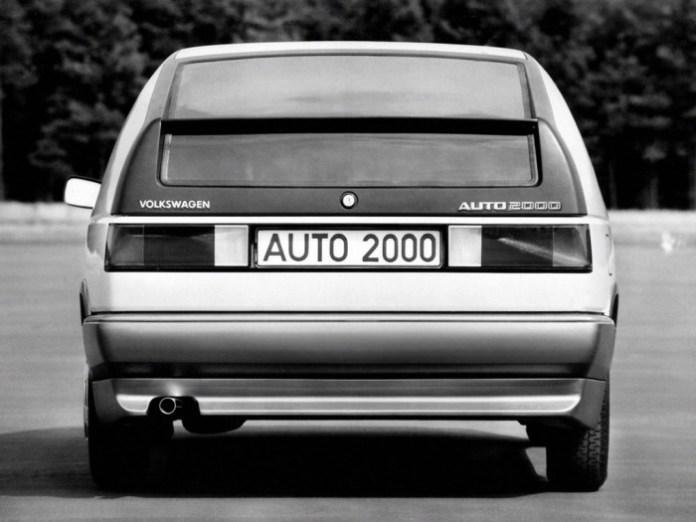Volkswagen Concept Car 2000 1981 (4)