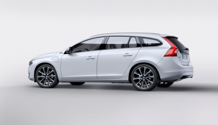 Volvo V60 D5 Twin Engine 3