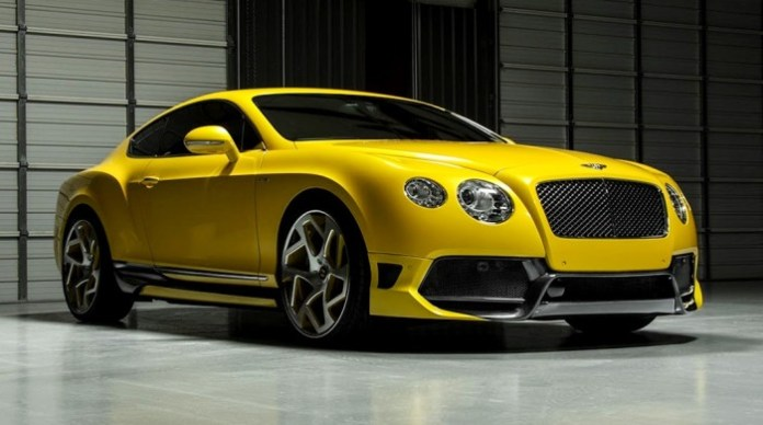 Vorsteiner Bentley Continental GT BR10RS (5)
