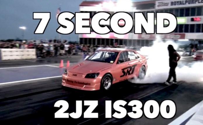 2JZ Lexus IS300