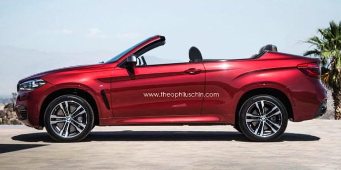 BMW X6 Cabriolet
