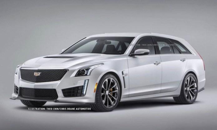Cadillac CTS-V Wagon (1)