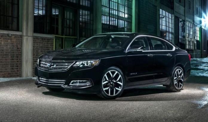 Chevrolet Impala Midnight Edition 2016 (1)