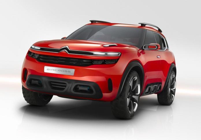 Citroen Aircross concept (1)