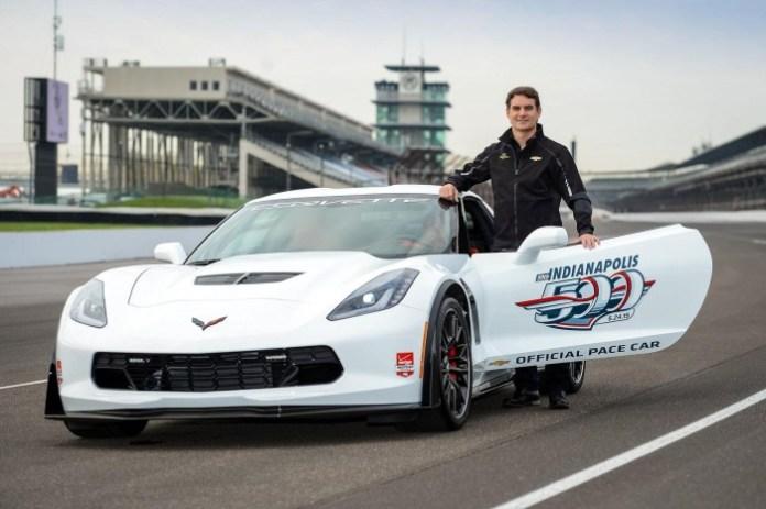 Corvette Z06 Indy 500 Pace Car (1)