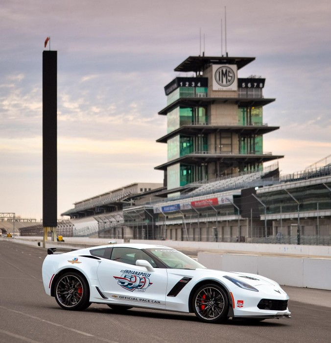 Corvette Z06 Indy 500 Pace Car (4)