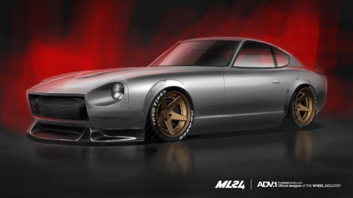 Datsun 280Z Project 2ADZ.1 (1)