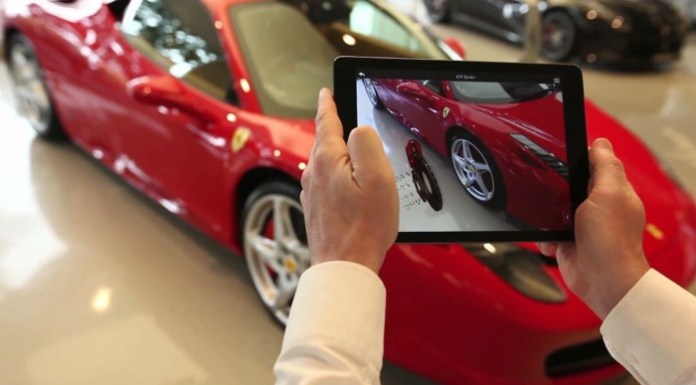 Ferrari Augmented Reality