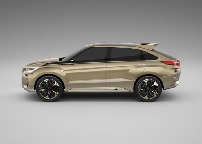 Honda Concept D 2