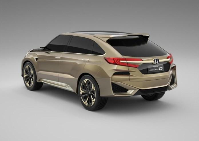 Honda Concept D 3