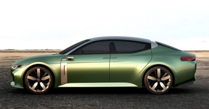 Kia Novo fastback concept (6)