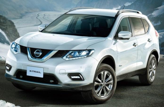 Nissan X-Trail Hybrid f (3)