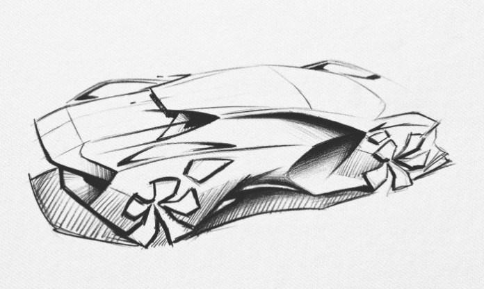 Peugeot supercar concept teaser (2)