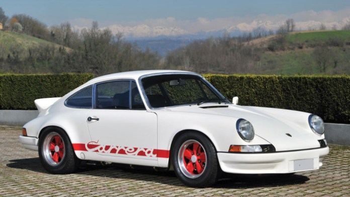 Porsche 911 Carrera RS 2.7 Sports Lightweight (1)