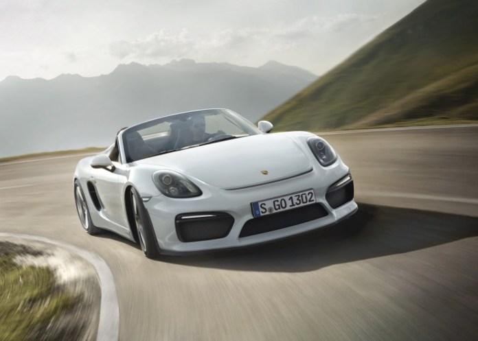 Porsche Boxster Spyder (1)