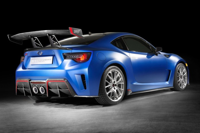 Subaru BRZ STI Performance Concept (2)