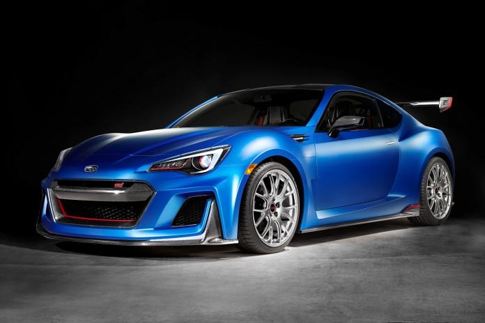 Subaru BRZ STI Performance Concept (5)