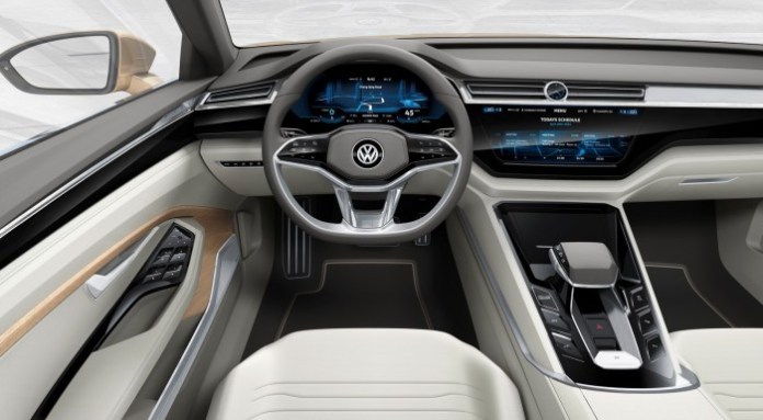 Volkswagen C Coupe GTE concept (17)