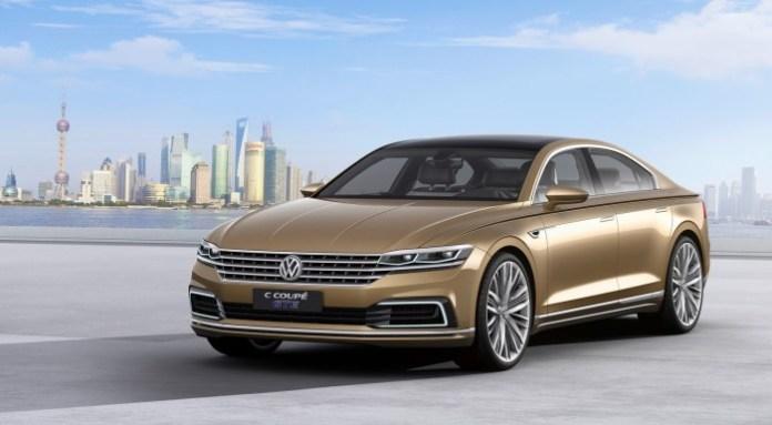 Volkswagen C Coupe GTE concept (3)
