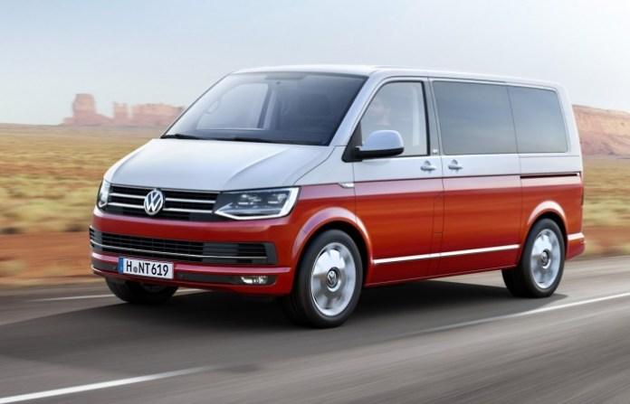 Volkswagen Transporter T6 (2)