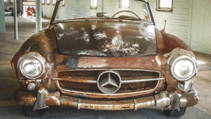 1960 Mercedes-Benz SL-Class