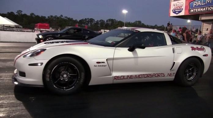 1500hp Corvette