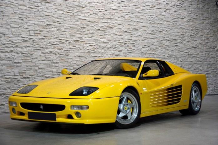 1994 Ferrari F512 M