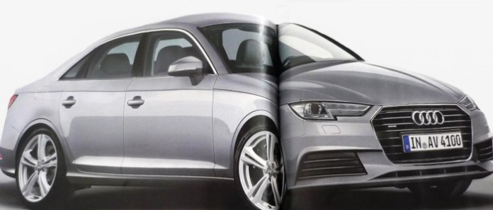 2016 Audi A4 rendering (1)