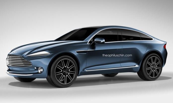 Aston Martin DBX With Five Doors (1)