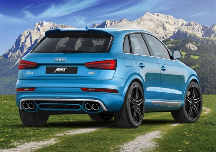 Audi Q3 by ABT Sportsline (3)