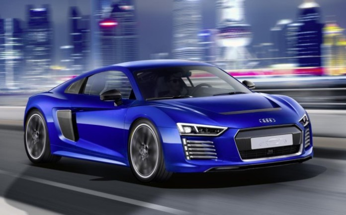 Audi R8 piloted driving concept (2)