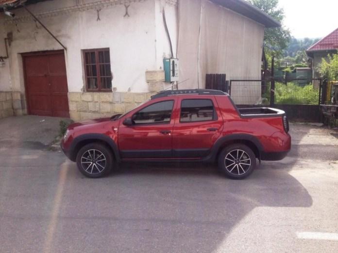 Dacia Duster Doule Cab pickup (3)