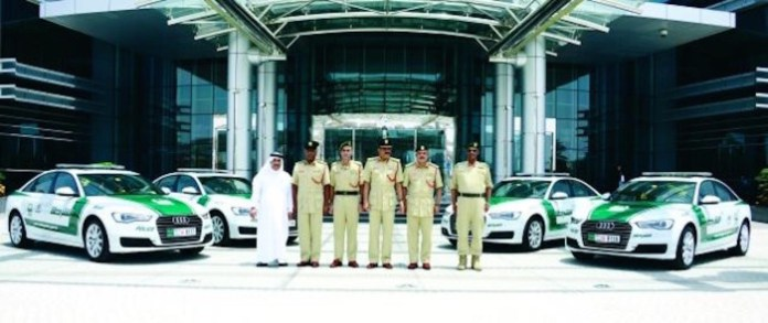 Dubai-Police-Audi-A6