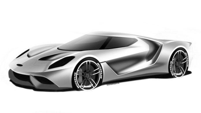 Ford GT Design Engineering Dearborn (4)