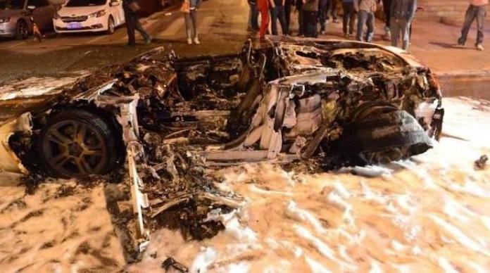 Lamborghini Gallardo fire (5)