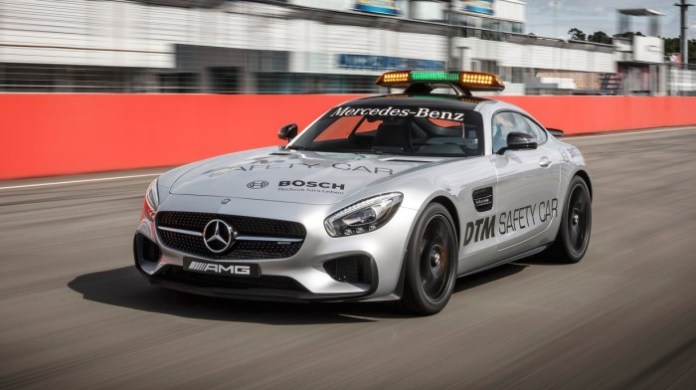 Mercedes AMG GT S DTM safety car (5)