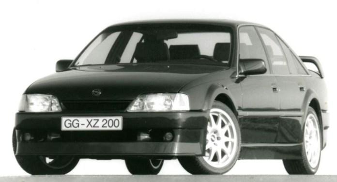 Opel Omega Evo 500