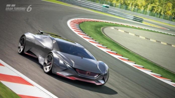 Peugeot Vision Gran Turismo concept (8)