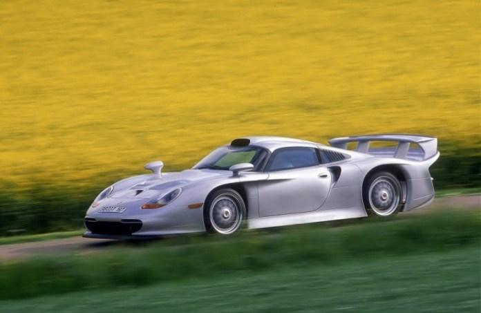 Porsche 911 GT1 Strassenversio (3)