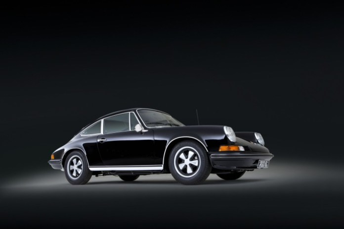 Porsche 911 S 2.4 Coupe 1973 Richard Hamilton (1)