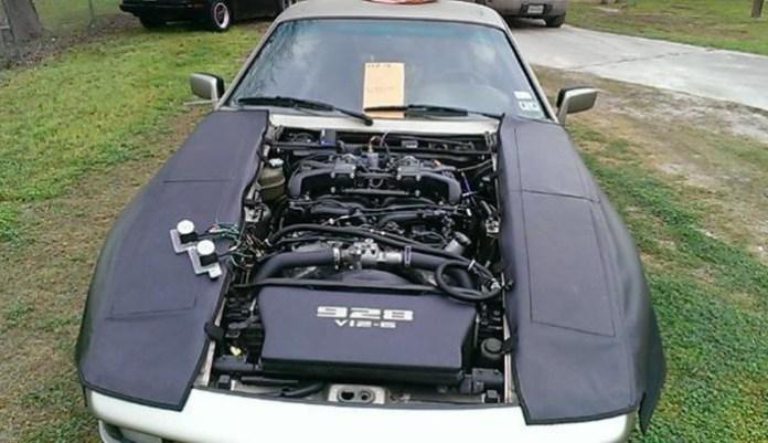 Porsche 928 V12 swap (1)