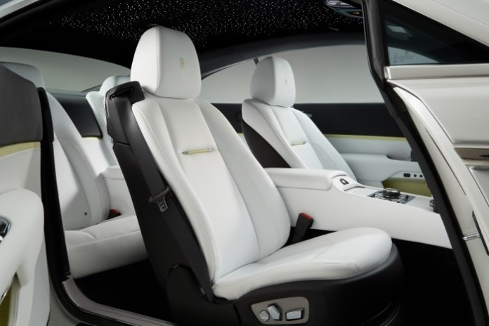 Rolls-Royce Wraith inspired by fashion (9)