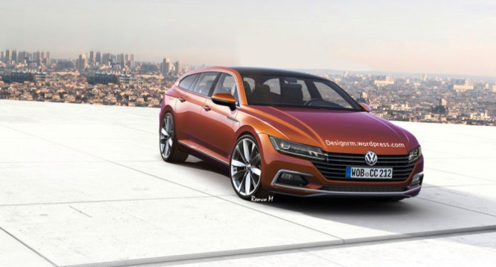 Volkswagen CC Shooting Brake (1)