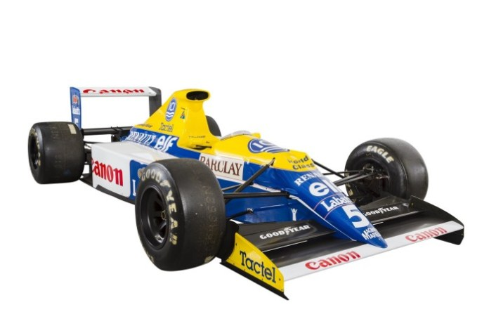 Williams-Renault FW13B (9)
