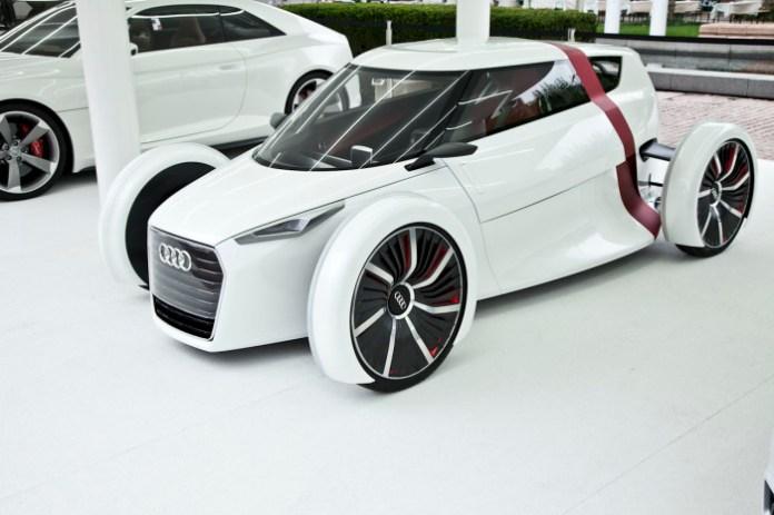 Audi Urban Concept Live in IAA 2011