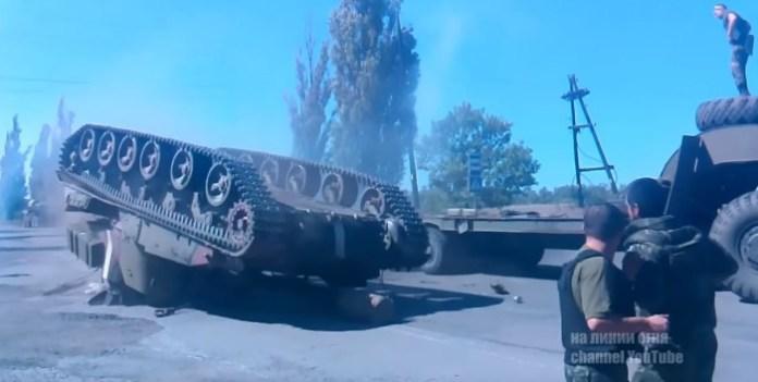 russia tank fail
